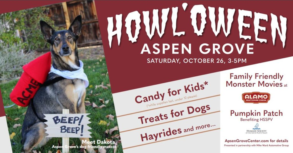 Howl-oween at Aspen Grove